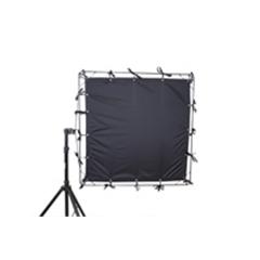 Palio Molton Negro Roscotex 5,90x5,90m - RO.00540