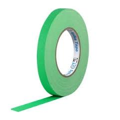 Spike tape para marcar - Verde  1,25cmx25m - RO.00429