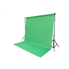 BD Vinyl Background Chroma Verde 2.75x6m - CD.00032