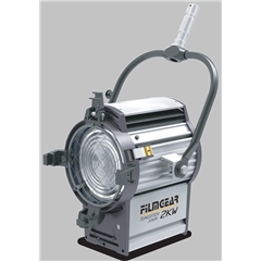 L02000TJ Filmgear 2kW Tung.Fresnel Junior w/filter frame - FG.00013