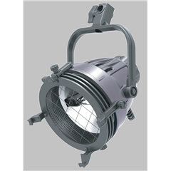 Cinelite 1000W/800W lamphead w/acessory holder, wire guard - FG.00076
