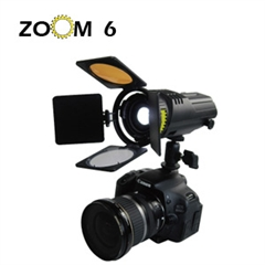 Zoom 6W Led Light