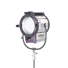 Filmgear 5kW Junior Tungsteen Fresnel w/barndoor - FG.00145