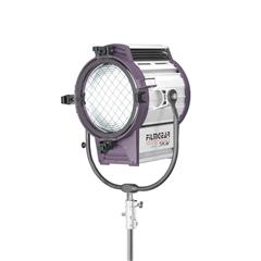 Filmgear 5kW Junior Tungsteen Fresnel w/barndoor - FG.00145