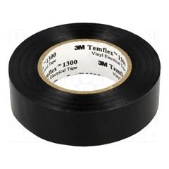 Fita isoladora preta 20mx19mm - AE.00958