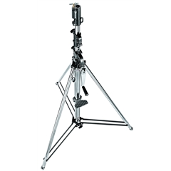 Manfrotto 087NW Wind Up Stand w/Safety Release Cable - MF.00080