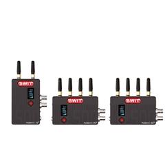 SWIT FLOW500 1T2R SDI&HDMI 500ft/150m Wireless System - SW.00339