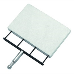 Manfrotto 2 Inch Polyfork to 16mm Pin - MF.00044