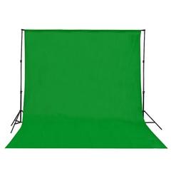 EIMAGE MB36 KIT 3x6m Muslin Green Background - EI.00261
