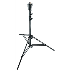 Manfrotto 007BSU Black Zinc Senior 3 Section Stand - MF.00152