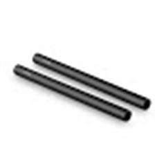SmallRig 1055 2pcs 15mm Black Aluminum Alloy Rod - SG.00236