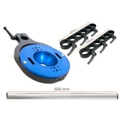 FILMCART 100mm BALL MOUNT SET - FL.00010