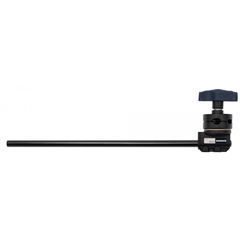 """Manfrotto D500B 20"""" EXTENSION ARM BLACK - MF.00421"""