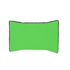 LL -LB7622 LASTOLITE Panoramic Background Chroma Green - MF.00437