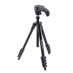 Manfrotto MKCOMPACTACN-BK Compact Action w/ hybrid head - MF.00671