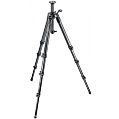 Manfrotto MT057C4-G Carbon Fiber Tripod 4 Sections Geared - MF.00723