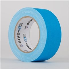 Le Mark Pro Tapes Pro Gaff Fluorescent 24mmx22.8mt Azul - AE.02361