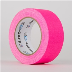 Le Mark Pro Tapes Pro Gaff Fluorescent 24mmx22.8mt Rosa - AE.02364