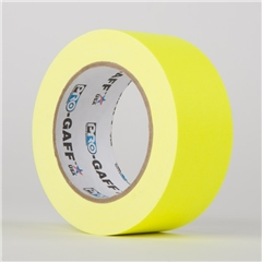 Le Mark Pro Tapes Pro Gaff Fluorescent 24mmx22.8mt Amarelo - AE.02362