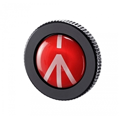 Manfrotto ROUND-PL Round quick release plate - MF.00773