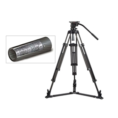 SWIT TOWER150C 15kg Carbon Fiber Studio Camera Tripod - SW.00389