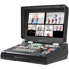 HS-2200 6 input HD Broadcast Mobile Studio
