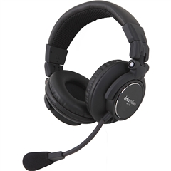 HP-2A Headset 2ear w/1 x  3,5mm jack - DV.00108