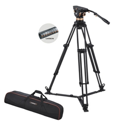 EIMAGE EI-7100-A Video Tripod Kit - EI.00055