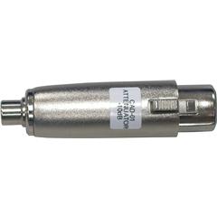 CAD-01 XLR-Cinch att.-10 dB - DV.00027