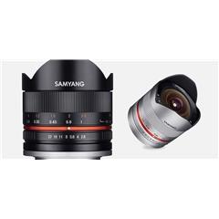 Samyang CSC - 8mm F2.8 II UMC Fisheye/ CMBlack - SM.00029
