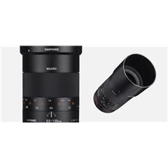 Samyang DSLR 100mm F2.8 - Canon EF - SM.00023