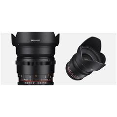 Samyang VDSLR 16mm T2.2 ED AS UMC CSII/Canon EF - SM.00064
