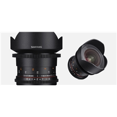 Samyang VDSLR 14mm T3.1 ED AS IF UMC II/Sony E - SM.00063