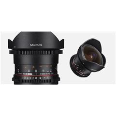 Samyang VDSLR 8mm T3.8 UMC Fisheye CSII/Nikon F