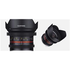 Samyang V-CSC 12mm T2.2 Cine NCS CS/Sony E - SM.00101