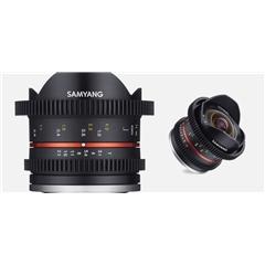 Samyang V-CSC 8mm T3.1 UMC Fisheye CineII/Sony E - SM.00097