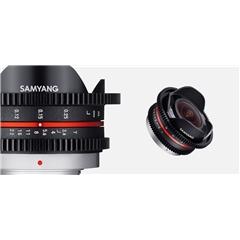 Samyang V-CSC 7.5mm T3.8 Cine Fisheye UMC / MFT - SM.00096