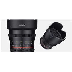 Samyang VDSLR 50mm T1.5 AS UMC/Canon EF