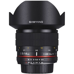 Samyang DSLR 14mm f/2.8 ED AS IF UMC /Sony E - SM.00142