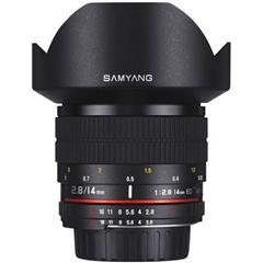 Samyang DSLR 14mm f/2.8 ED AS IF UMC /MFT - SM.00141