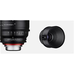 Samyang XEEN 50mm T1.5 FF Cine/Nikon - SM.00124