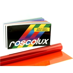 ROSCOLUX 21 GOLDEN AMBER 1.22x7.62m - RO.00218