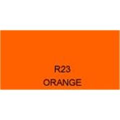 ROSCOLUX 23 ORANGE 1.22x7.62m - RO.00219