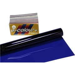 E-COLOUR +200 Double CT Blue 1.22x7.62m
