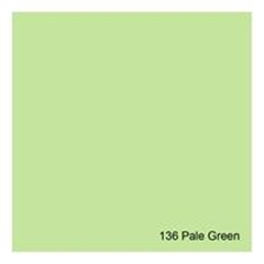 E-COLOUR+138 Pale Green 1.22x7.62m