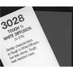 1/4 Tough White Diffusion - 1.22X7.6m - RO.00066