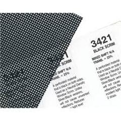 Black Scrimm - 1.21x7.61m (3421)