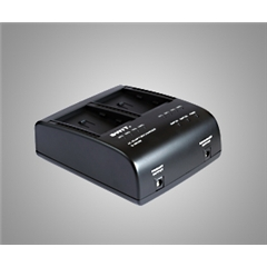 S-3602V 2-ch JVC BN-VF Charger and Adaptor - SW.00132