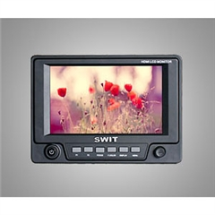 "S-1051C 5"" LCD Monitor HDMI, focus assist - SW.00070"