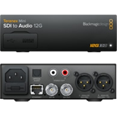 BlackMagic Teranex Mini - SDI to Audio 12G - BM.00174
